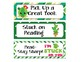 Cute Cactus and Chevron Theme Bookmarks.  Be Sharp!