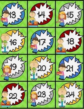 Cute Calendar Set