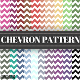 Cute Chevron Digital Background Paper - Commercial Use Allowed