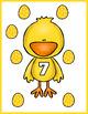 Cute Chic 0-10 Counting Flash Cards; Kindergarten; Preschool; Homeschool; Math