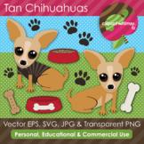 Cute Chihuahua Dog Graphics