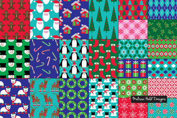 Cute Christmas Patterns