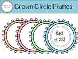 Circle Frames - Set of 22!