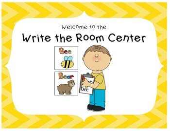 Cute Classroom Center Labels