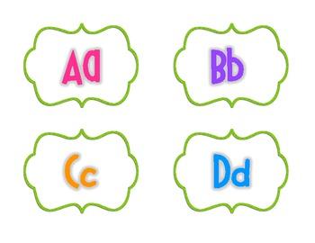 Cute Classroom Labels