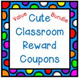 Cute Classroom Reward All Coupons Bundle *Best Value!