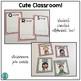 Cute Classroom! (bright polka dot alphabet, number and shape decor)