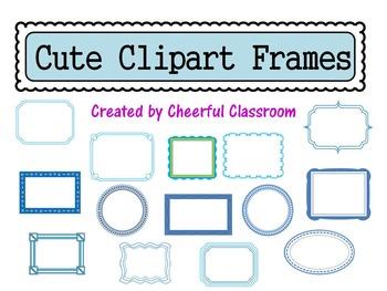 Frames (Cute Clipart)