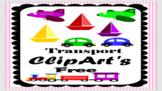 Cute Clipart Transport
