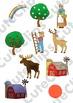 Clip Art 100+ Mega Bundle: Kids, Characters, Animals, AND MORE (Clipart)