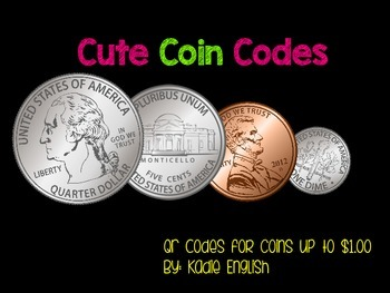 Cute Coin Codes