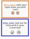 Cute Coin Poems