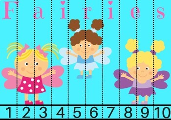 Cute Counting Puzzles