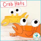Cute Crab Hat Craft