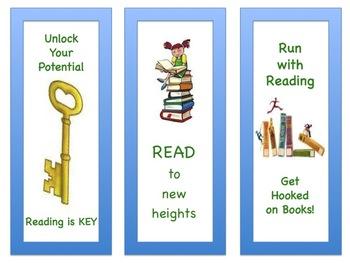 Cute, Creative Bookmarks