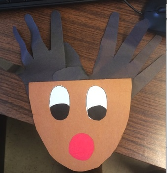 "Cute Creative Writing!! ""If I had a nose like Rudolph"""