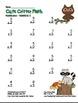 """Cute Critter Math"" Multiply 5 - Common Core - Multiplicat"