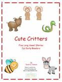 First Grade Long Vowel Animal Stories