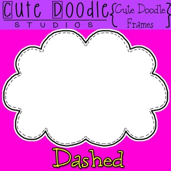 Cute Doodle Frames & Product Covers