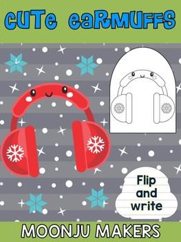 Cute Earmuffs - Moonju Makers Activity, Craft, Decor, Craft,  Winter Clothes