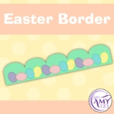 Cute Easter Bulletin Border