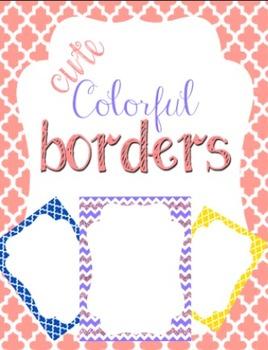 Cute Borders