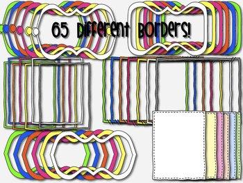 Cute Fun Borders!