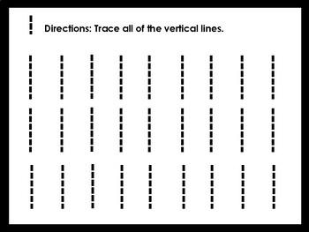 Cute&Fun Tracing Shapes Worksheets