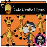 Cute Giraffe Clipart