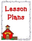 Cute Grade Book & Lesson Plan Subject Dividers