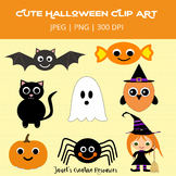 Cute Halloween Clip Art