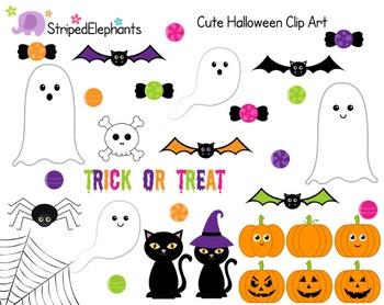 Cute Halloween Clipart