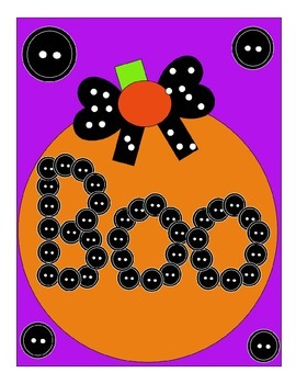 Cute Halloween Graphic Pumpkin Sign/Room/Decor/Craft