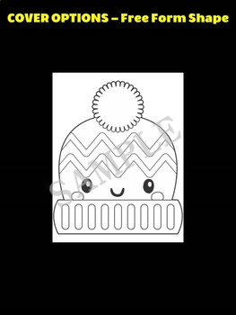 Cute Hat - Moonju Makers Activity, Craft, Decor, Craft,  Winter Clothes