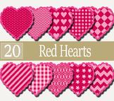 Cute Heart Clip Arts