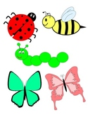 Cute Insect Clipart