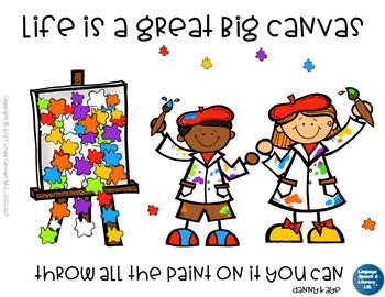 Cute Inspirational Poster, Classroom Decoration