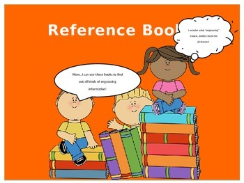 Cute Introduction Powerpoint to Reference Sources