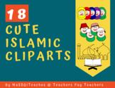 Cute Islamic Cliparts