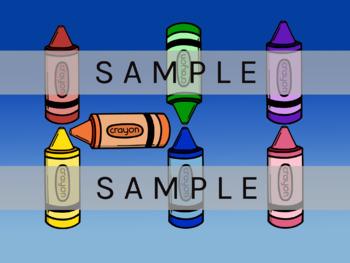 Crayon Clipart   Free