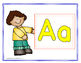Cute Kids Alphabet Cards