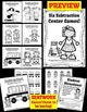 Back to School Math Six Quick and Easy to Prep Subtraction Center Games