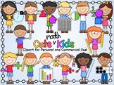 Cute Math Kids