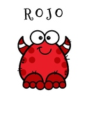 Cute Monsters Color Posters & Coloring Page - Spanish/Espanol