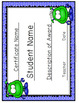 Cute Monsters Editable Certificates