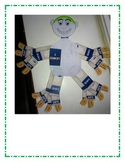 Cute Mr. Gallon Man Printable