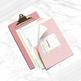Cute Pastel Color Printable Planner
