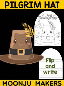 Sweet Pilgrim Hat - MOONJU MAKERS Printable