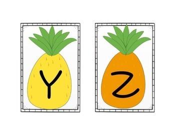 Cute Pineapple Classroom Decor