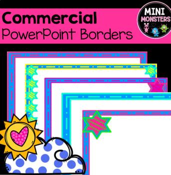Cute Powerpoint Borders